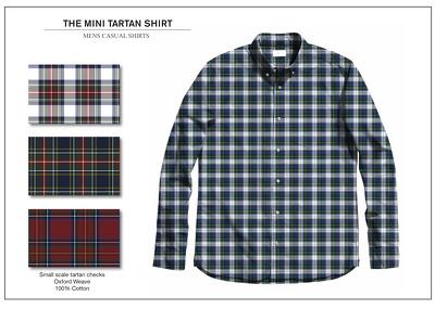 Recolour a woven textile check design for