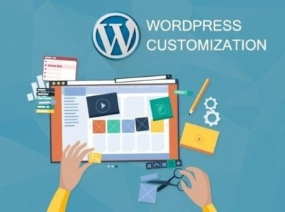 Install WordPress on your fresh domain, setup and theme installation.