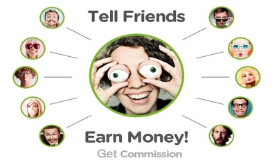Promote & add minimum 20 new members to your website/referral link