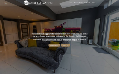 build a real estate website - responsive, fully secured and fast loading