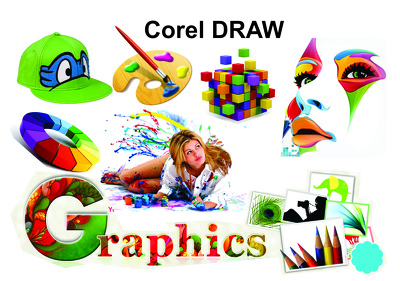 Do Any Design And Draw Work In Corel Draw