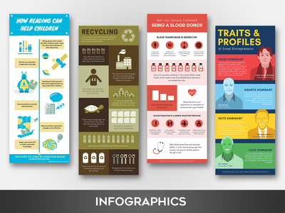 Design a high quality, outstanding infographic