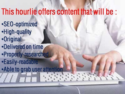 Be your ultimate content writer and write up to 500 word article
