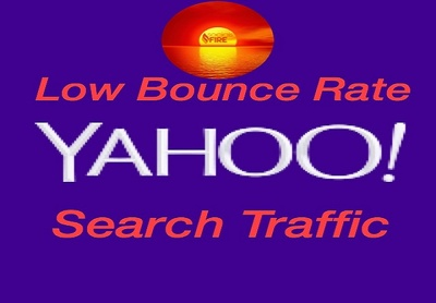 Provide SEO Unlimited Yahoo Worlwide Keyword Traffic for 30 Days