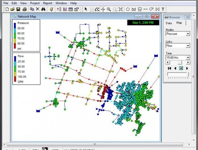 Design and specify your water network