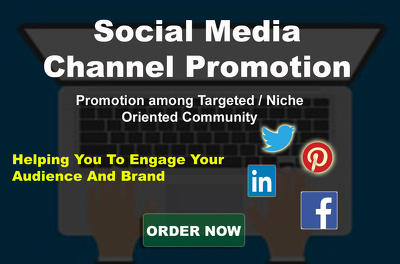 Promote Your Social Media Account On 20 Online Community Related To Your Business