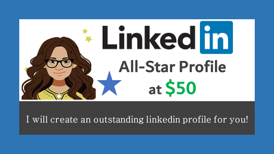 Update your LINKEDIN profile accurately