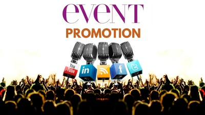 Promote Your Business Event Through Social Media Marketing