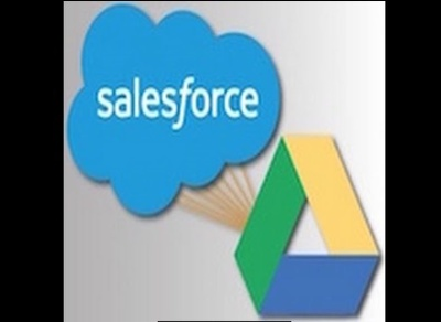 Integrate Salesforce with Google Drive