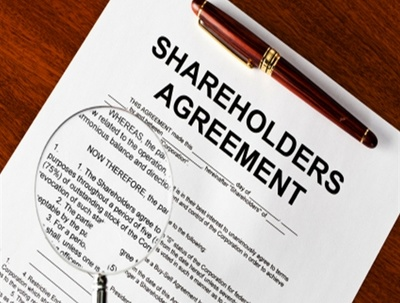 Draft or review a Shareholders' Agreement for you in 3 days