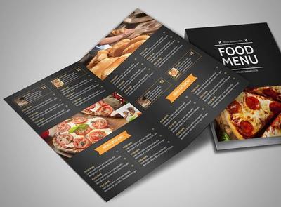 Design unique menu for your food services