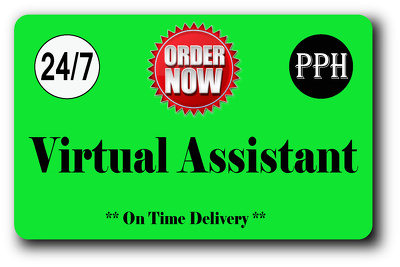 Be your Trust worthy Virtual Assistant