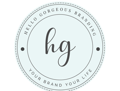 Personalise these 3x gorgeous logo's in 24 hours to be yours!
