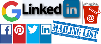 Do 5 hour Research   LINKEDIN for LEAD CONTACTS