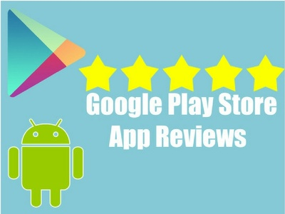 Give 5 Star & 10 Google Play Store App Review in 1 Hour.