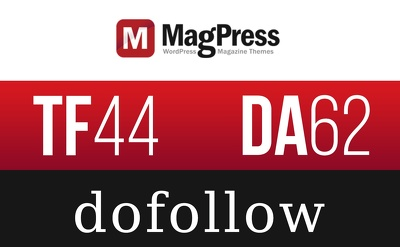 Write & Publish guest post on MagPress - MagPress.com (DA 62, PA 68) Do follow link