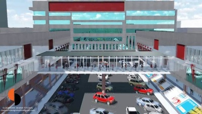 Make a 30 sec architectural walkthrough animation
