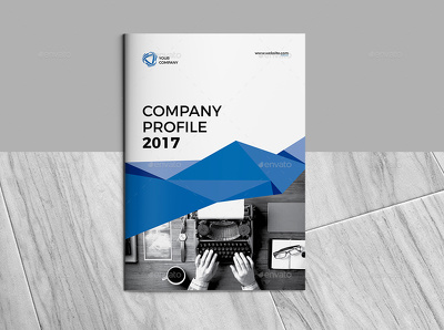 Design a very professional company profile/business profile 4 U