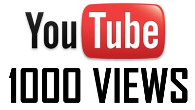 Promote your Youtube Video Worldwide (1000 views)