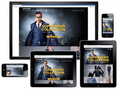 Make your website fully responsive (per page)