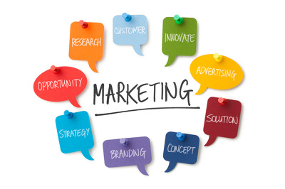 Create your marketing package. Prices start from