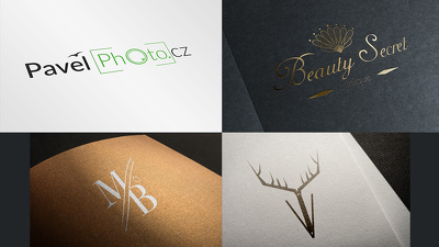 Design perfect logo for your business