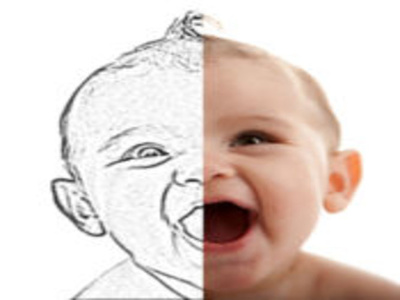 Make Perfect Sketch 2 images with revisions till your satisfaction