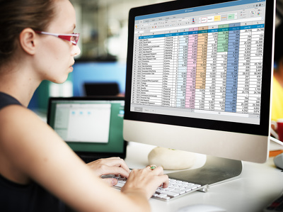 Provide data entry, data cleansing or error checking in Excel