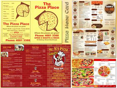Create a very tasty menu design For Your restaurant/bar/cafe