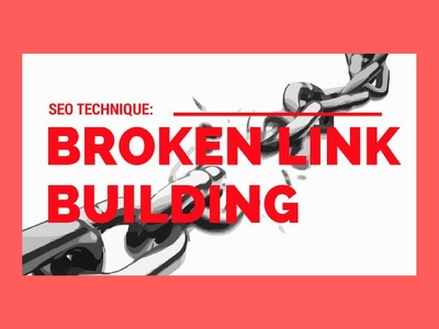 Find Broken Link Prospects And Outreach Them