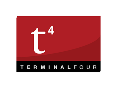 1 hour working in TERMINALFOUR (Terminal Four, T4)