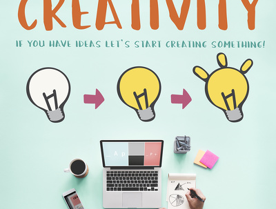 Create 8 custom primary colour quotes for your social media