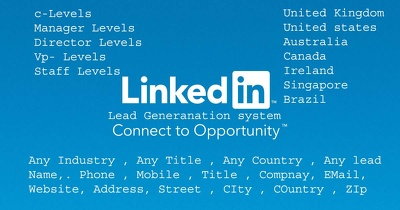 Provide you Business leads Linkeidn