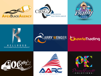 Design eyecatching Profession Logo for your Company or Brand