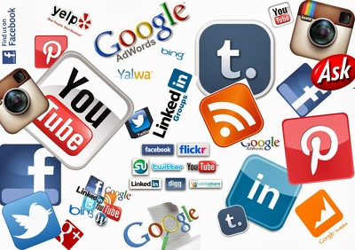 Increase your Social Media exposure.