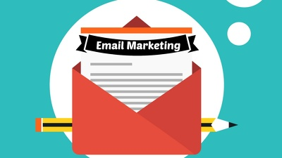 Email Marketing For Business.Write Powerful 10 Email Series SALE
