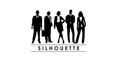 Create Silhouette Of Any Photo Or Object