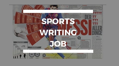 Write A High Quality Sports/Nutrition Article