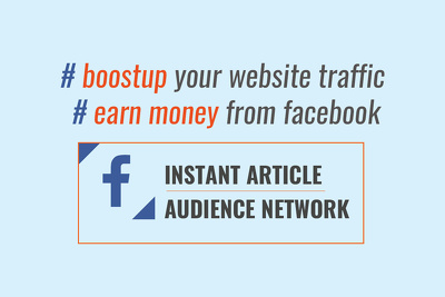 Setup Facebook Instant Article And Audience Network - WordPress