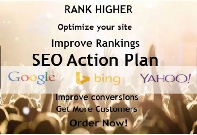 Create An SEO Action Plan And Implement It