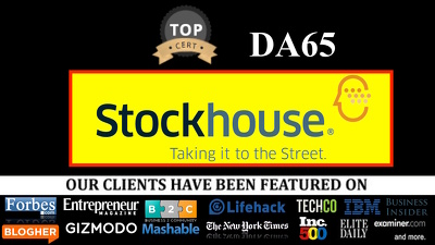 Publish Guest Post On Stockhouse DA 66 Stock trading Finance blog