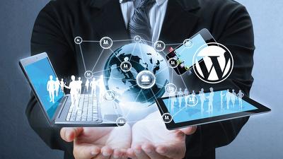 Support your Wordpress website