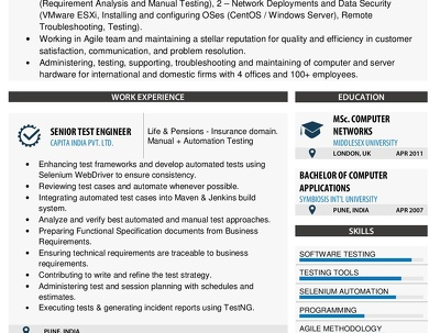 Selenium Java tests for one page form in a day's time.