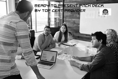 Create a 'Ready-to-Present' Pitch Deck for Investors