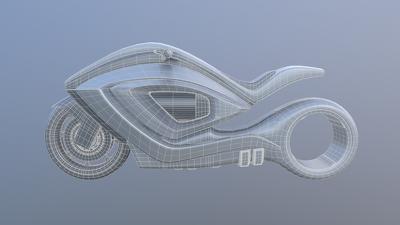 3d Model a Vehicle, Car/Bike/Truck.