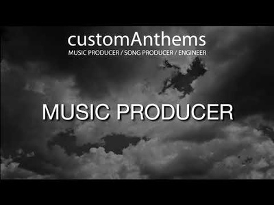 Produce pro music for your song or project, Music Producer