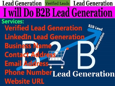 Generate 500 Verified Leads with Qualified Data