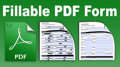 Create Fillable PDF Form Instantly