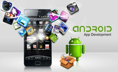 Develop simple android app for your business
