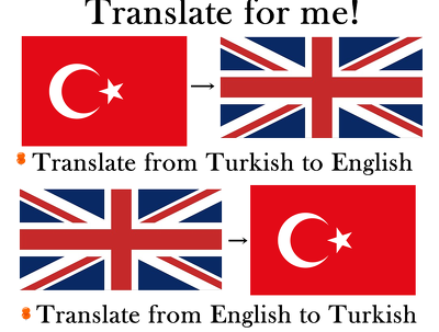 Translate up to 1000 words from English to Turkish or vice versa